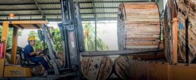 Photo of Multi Kabel Dongkrak Konten Lokal Industri Kabel Nasional